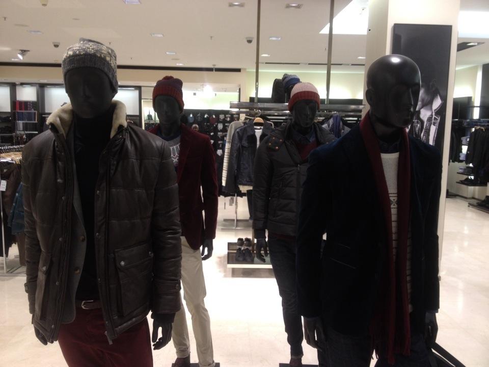 Síť obchodů ZARA