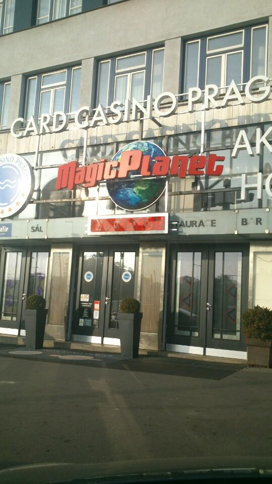 Casino Card Casino Prague