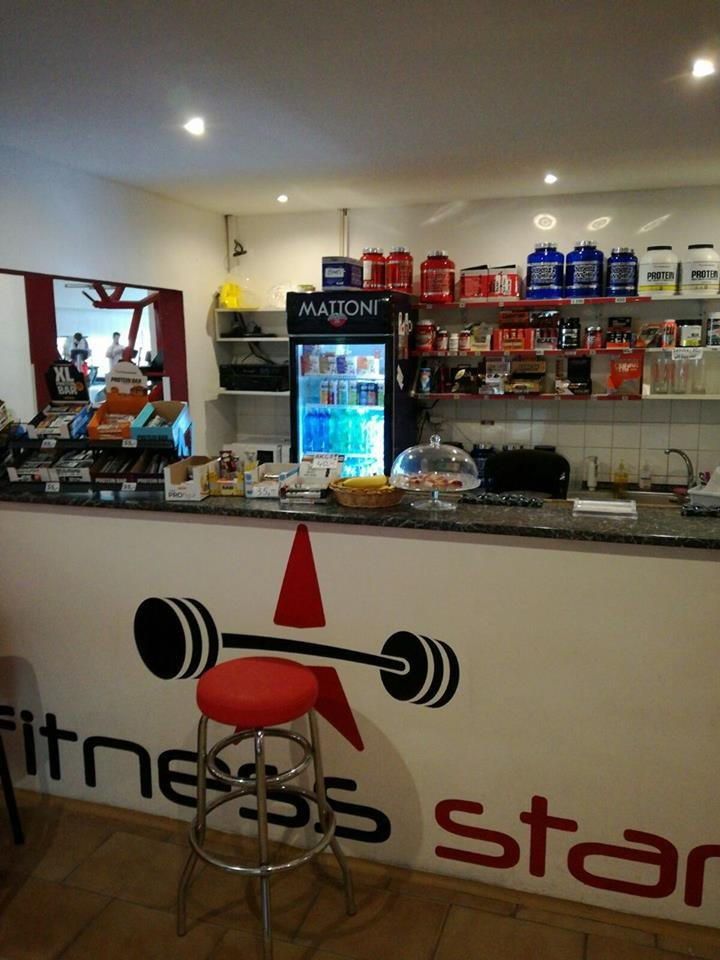 Fitness centrum Fitness Star