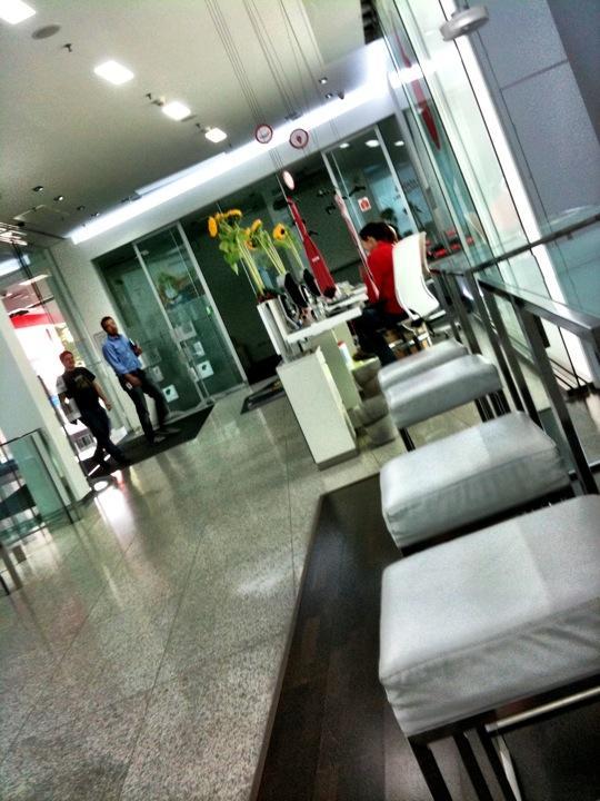 Společnost Vodafone
