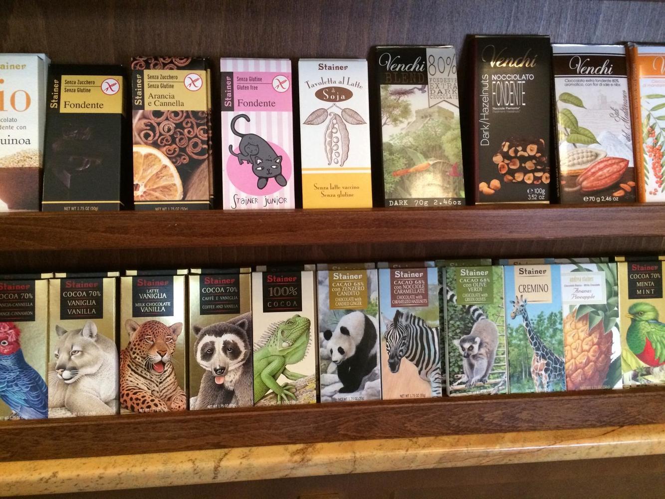 Kavárna Choco Loves Coffee