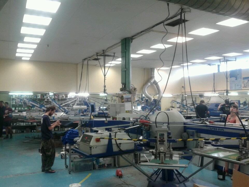 Výrobní společnost T-SHIRTS 4U
