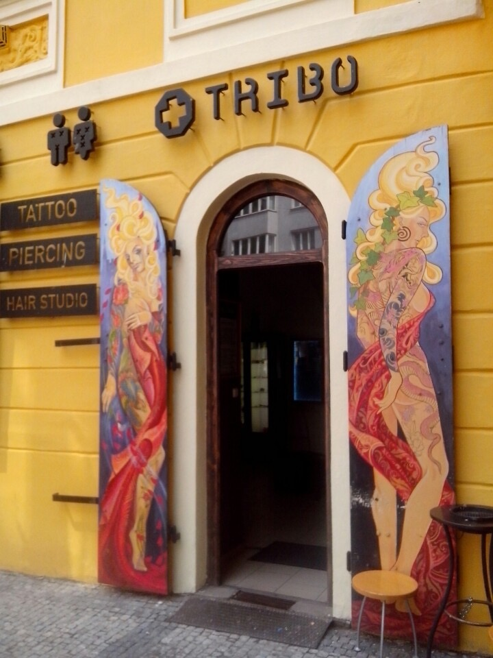 Tetovací salon Tribo