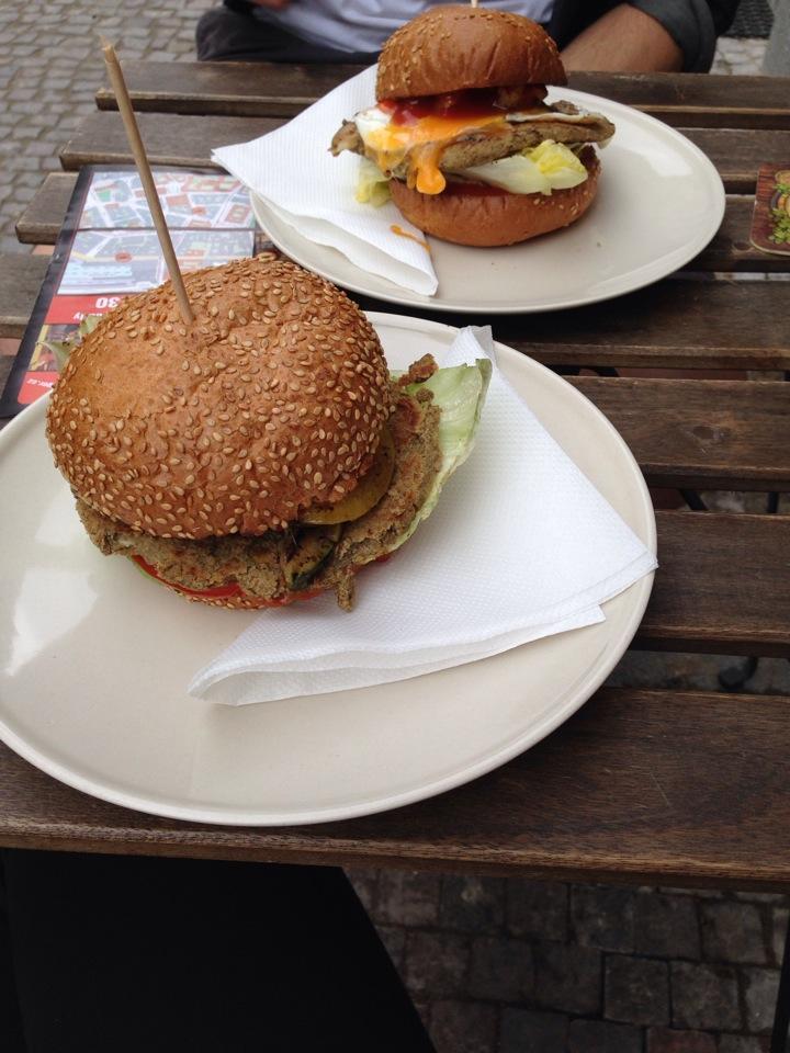 Restaurace rychlého občerstvení Tom´s burger