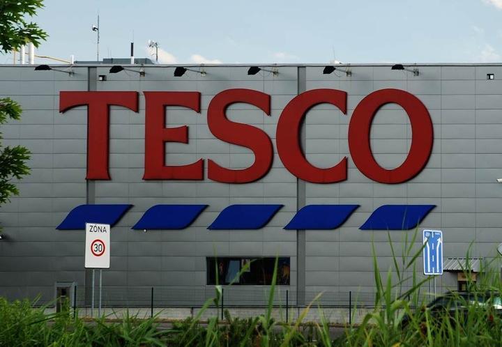 Síť hypermarketů Tesco Extra