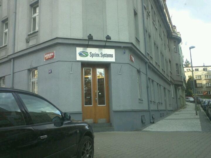 IT-společnost Sprinx Systems