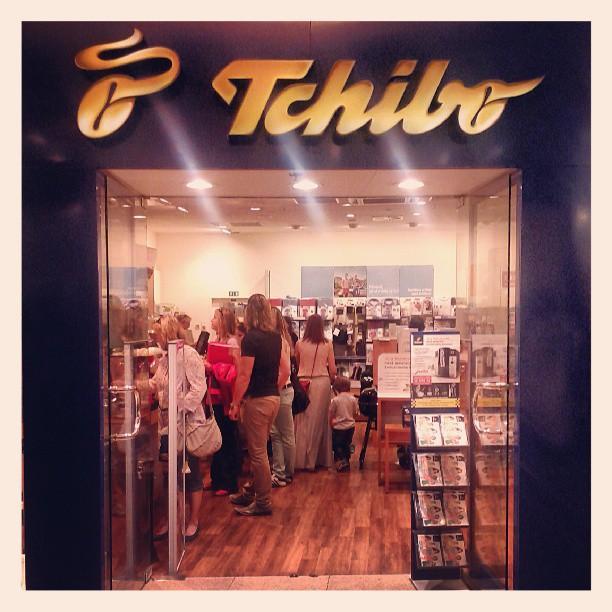 Síť obchodů Tchibo