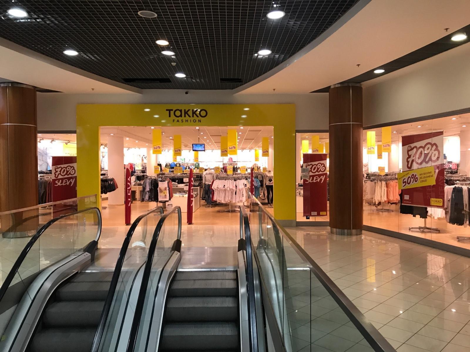 Síť obchodů TAKKO FASHION