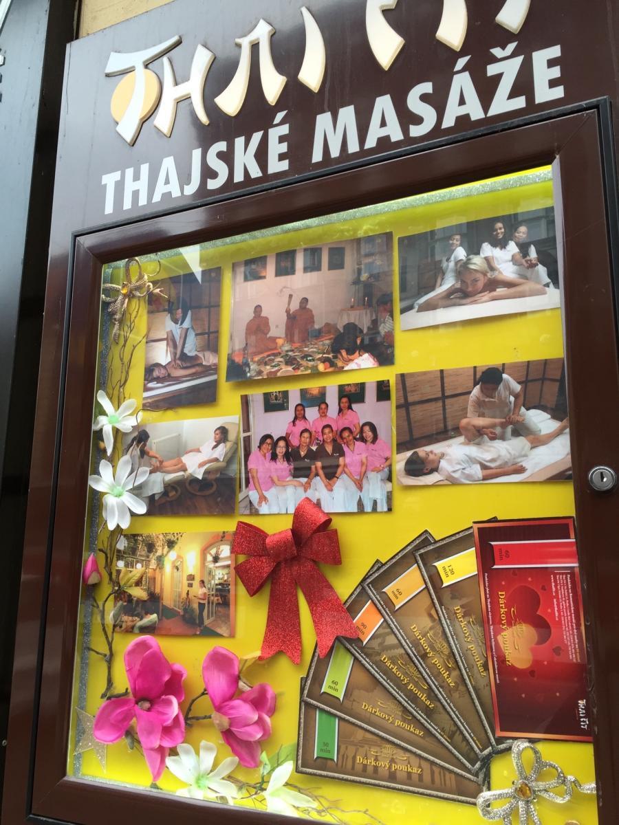 Masážní salon Thai Fit