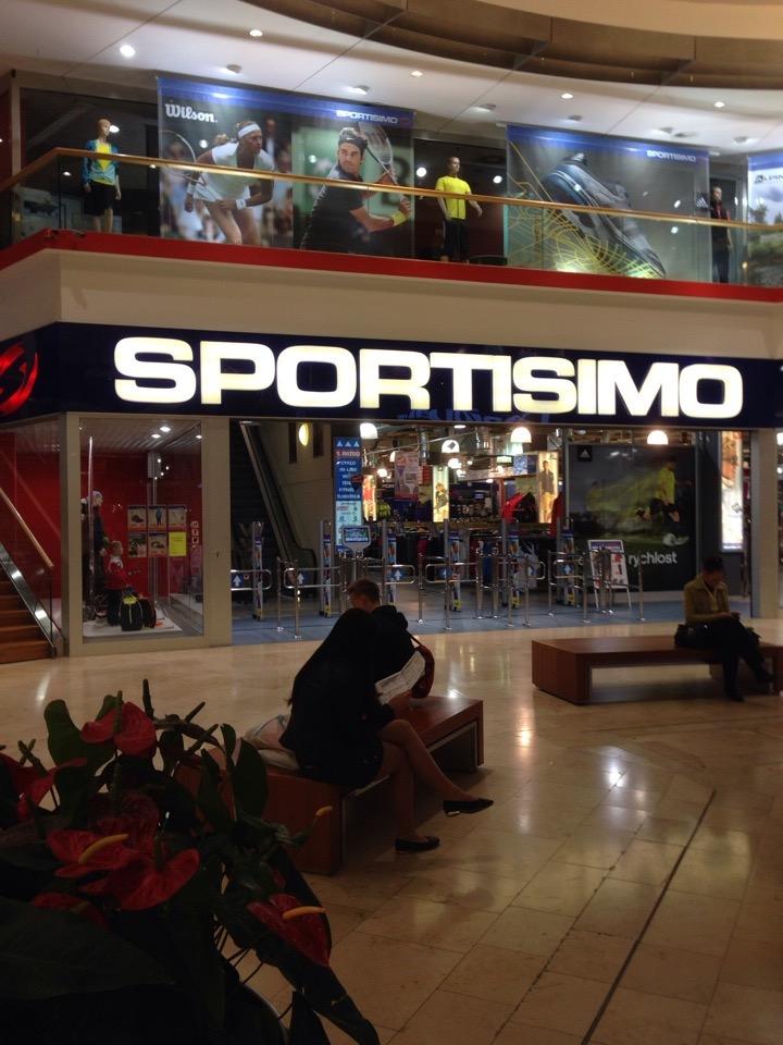 Síť obchodů Sportisimo