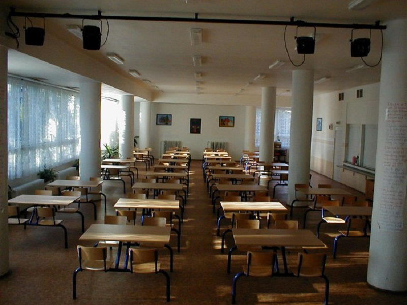Jídelna Základní škola Bítovská