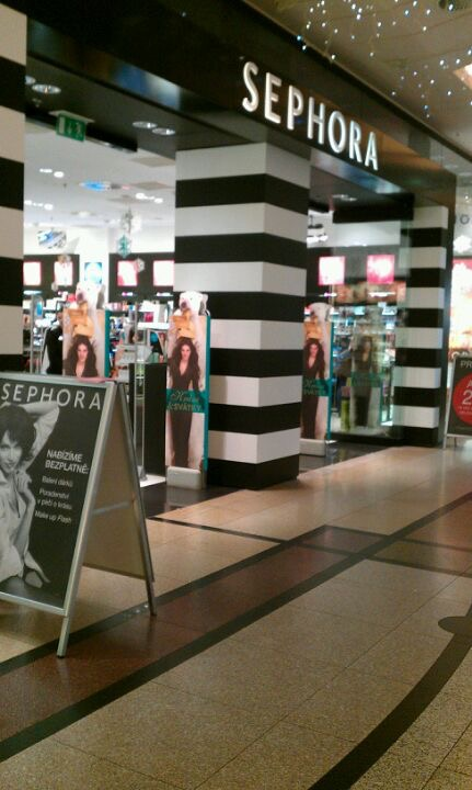Síť obchodů Sephora