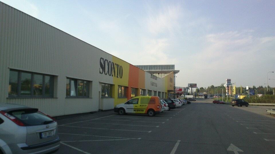 Síť obchodů Sconto