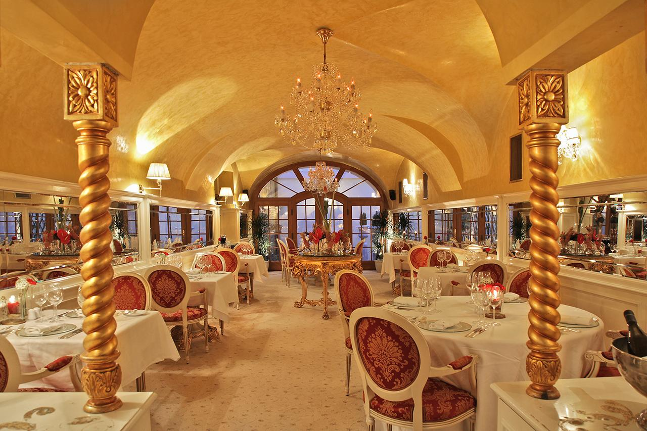 Restaurace AQUARIUS