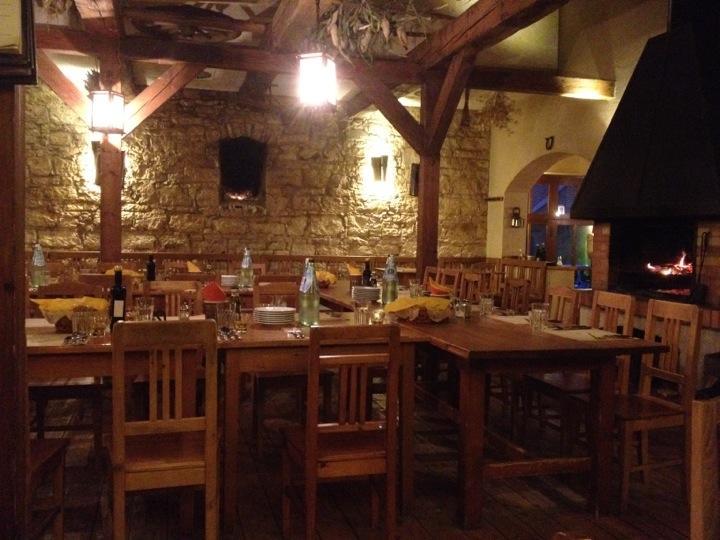 Restaurace Klášterní šenk