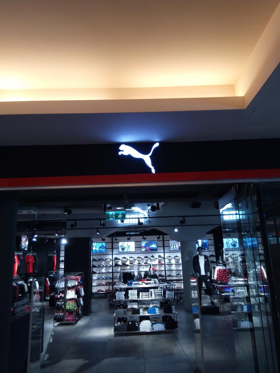 Síť obchodů Puma