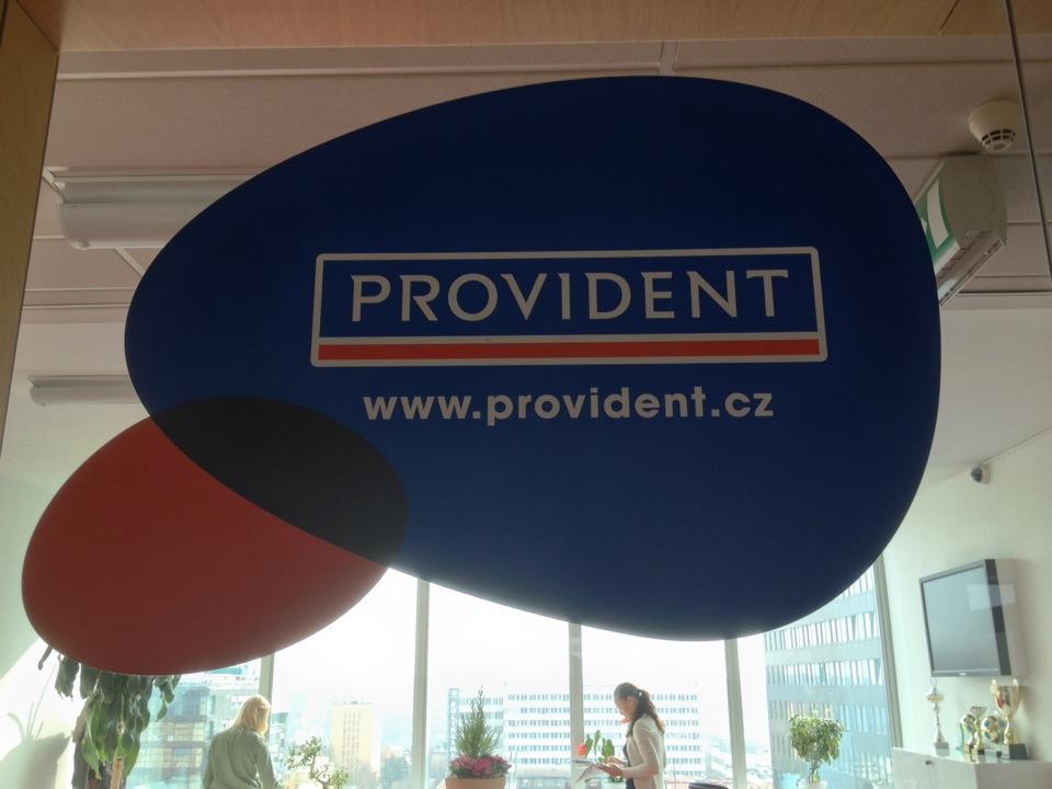 Úvěrová společnost Provident