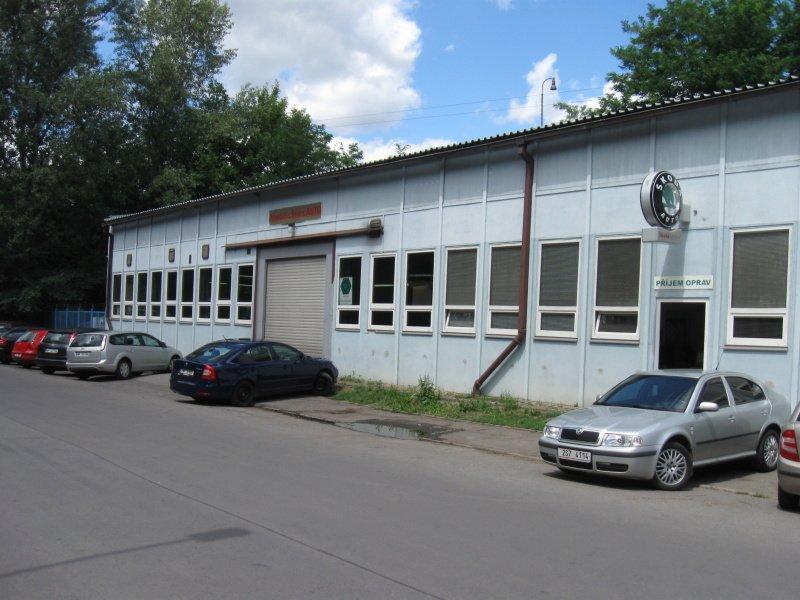 Autoservis Přerost a Švorc AUTO