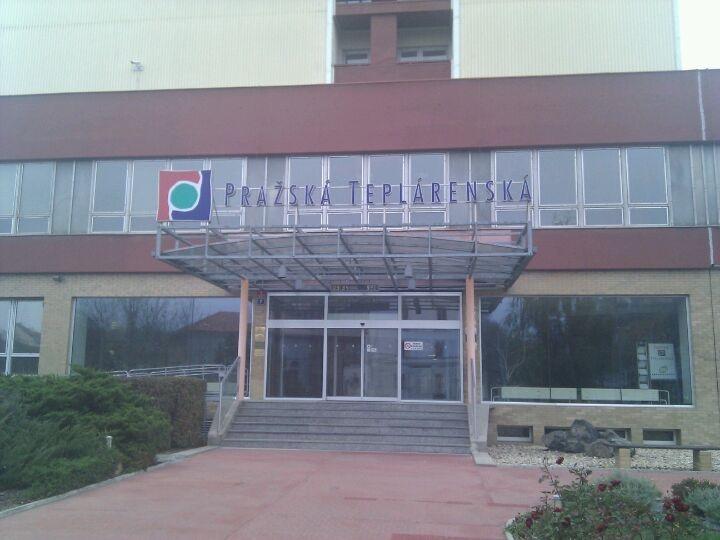 Dodavatelská společnost Pražská Teplárenská
