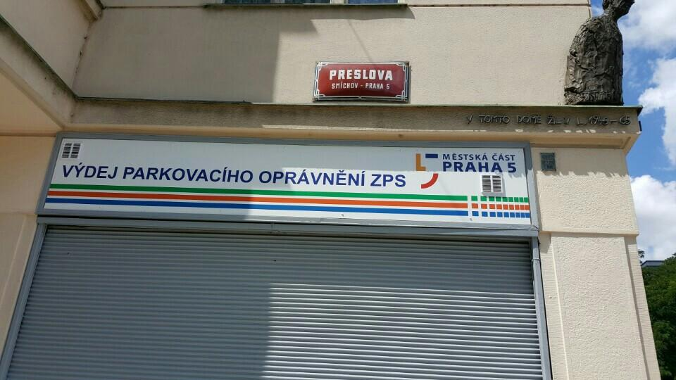 Úřad městské části, Praha 5