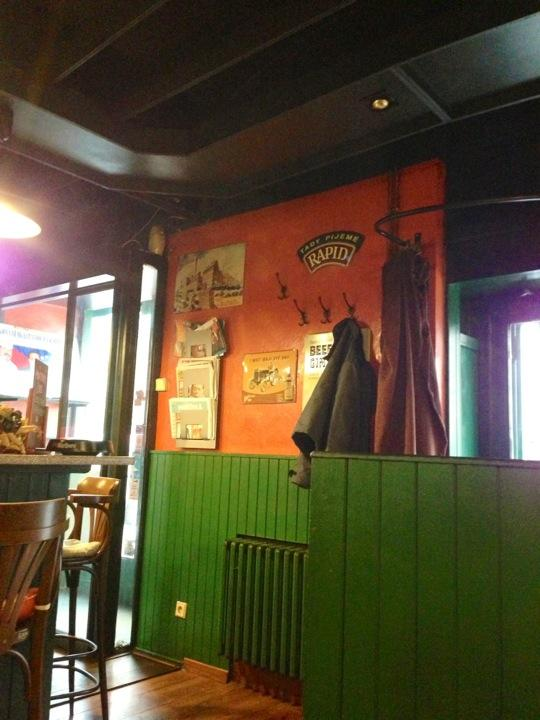 Restaurace U Pštrosa