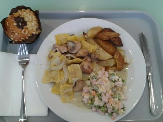 Restaurace rychlého občerstvení Sbarro