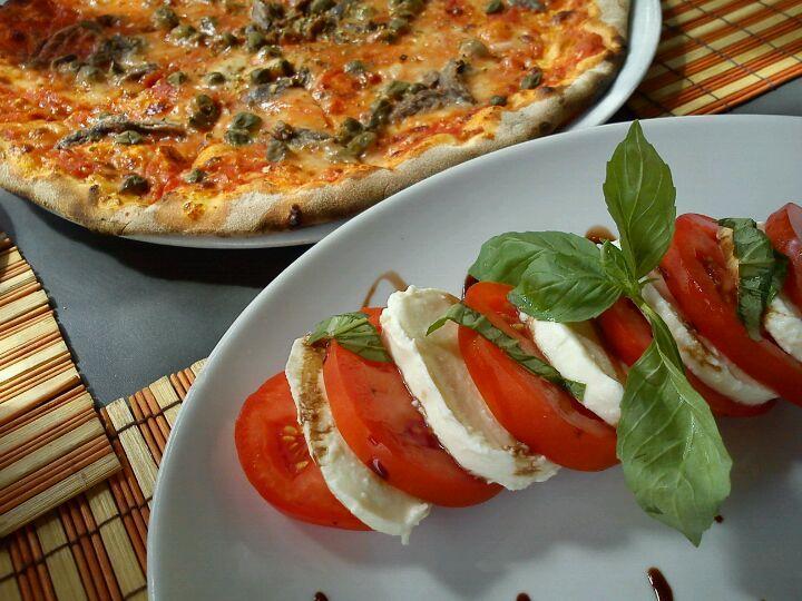 Pizzerie Modrá Zahrada