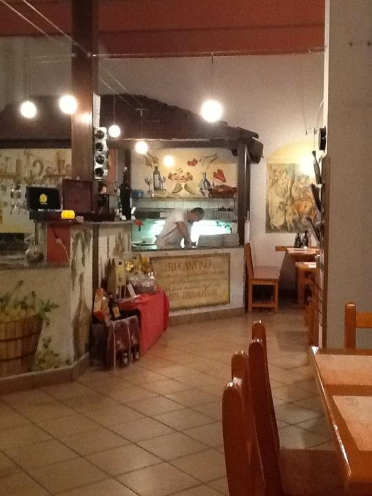 Restaurace Pizzerie Rugantino