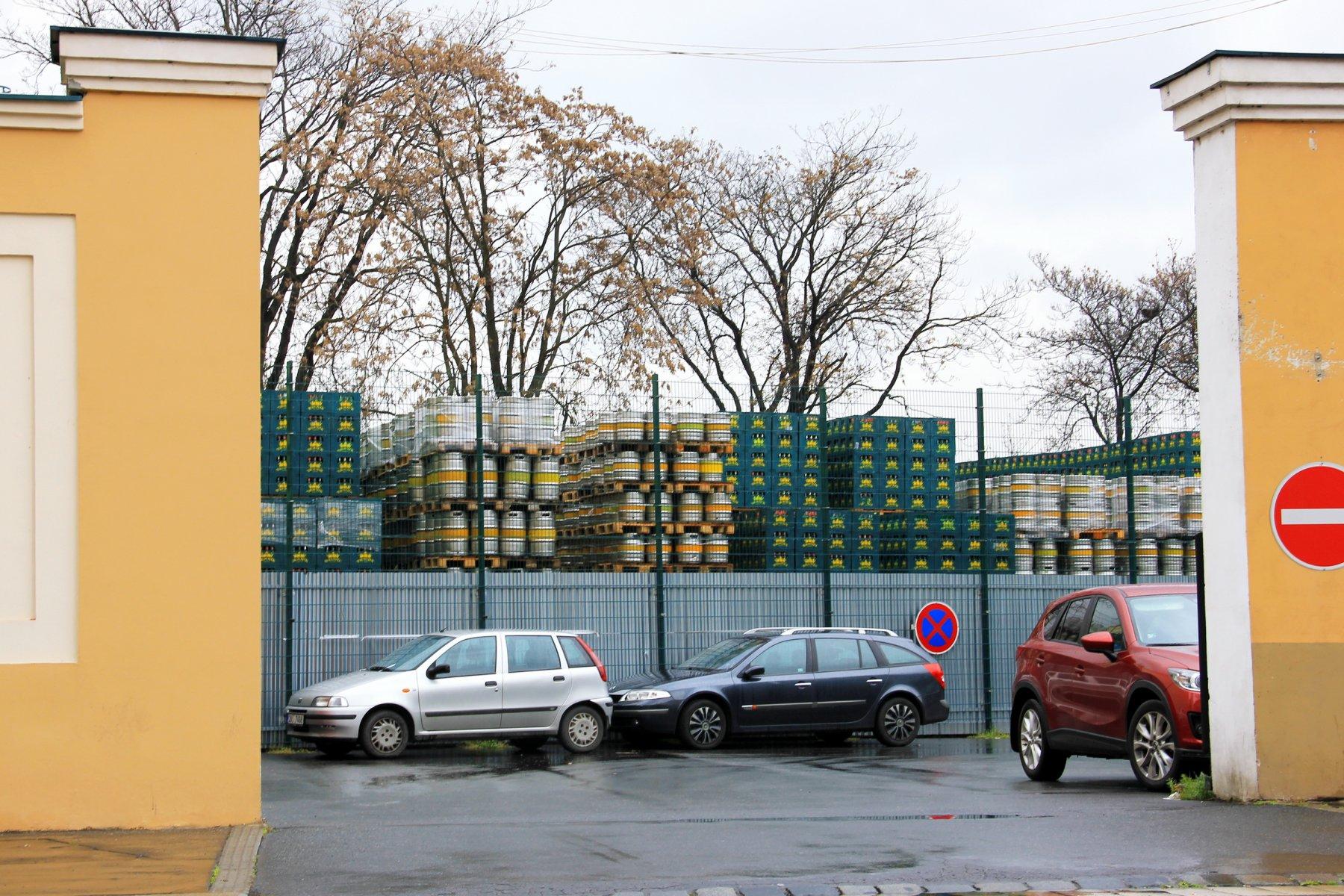 Obchodně výrobní společnost Pivovary Staropramen