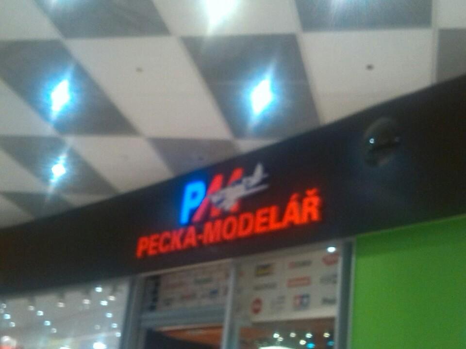 Síť obchodů PM Pecka-Modelář