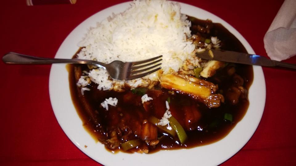 Čínská restaurace Velký červený orel