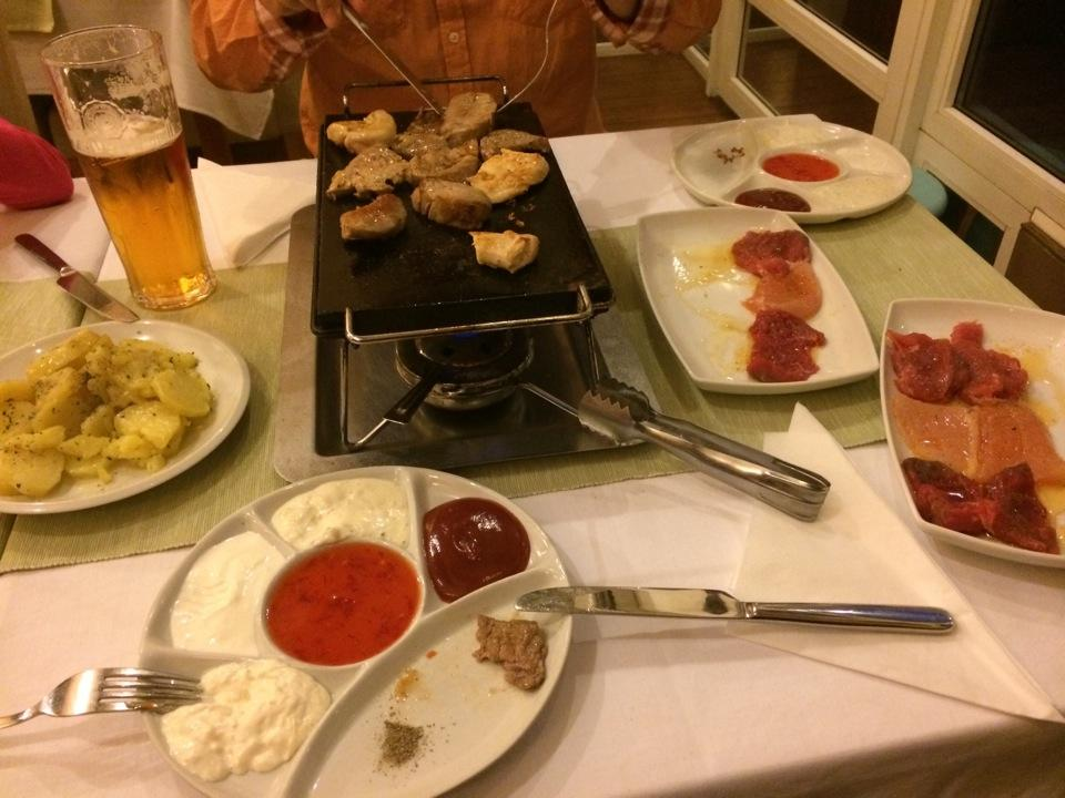 Restaurace Kasta
