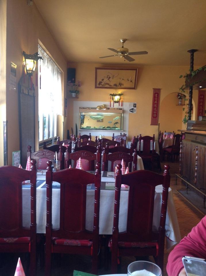 Čínská restaurace Yuan Zhong Yuan