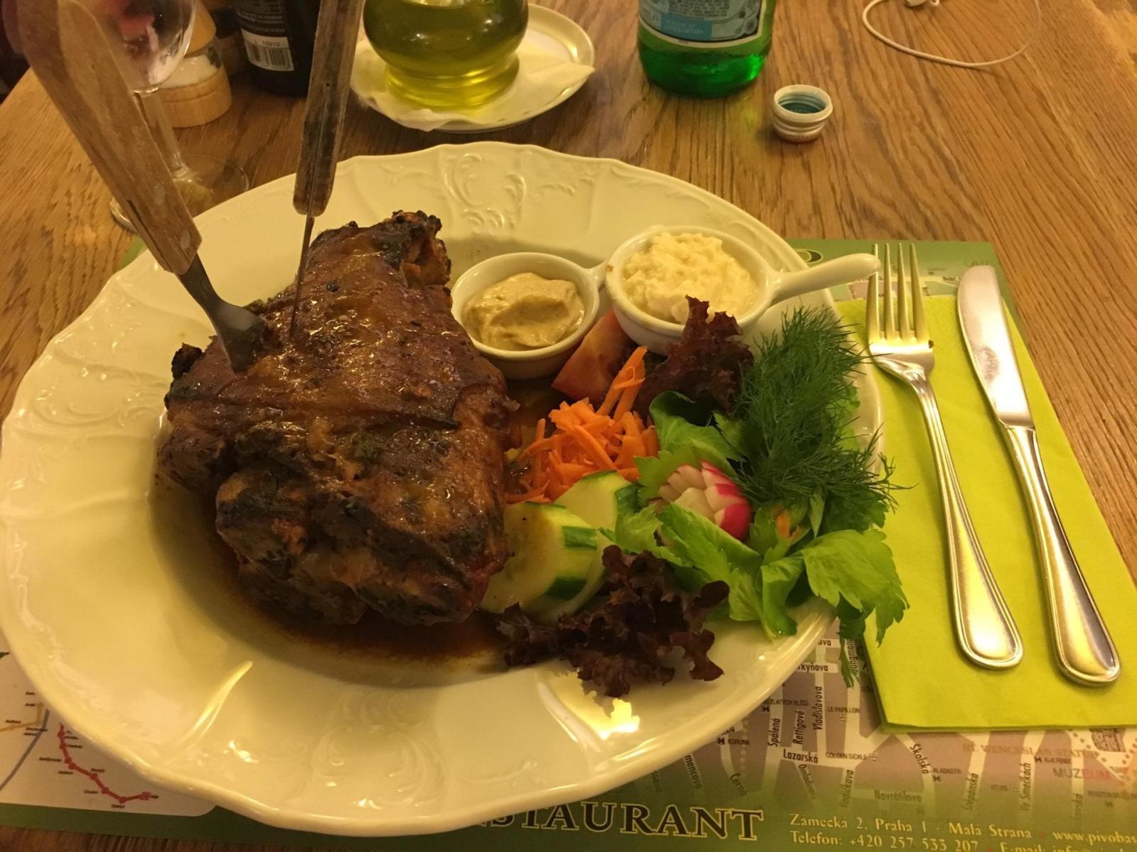 Restaurace Pivo & Basilico