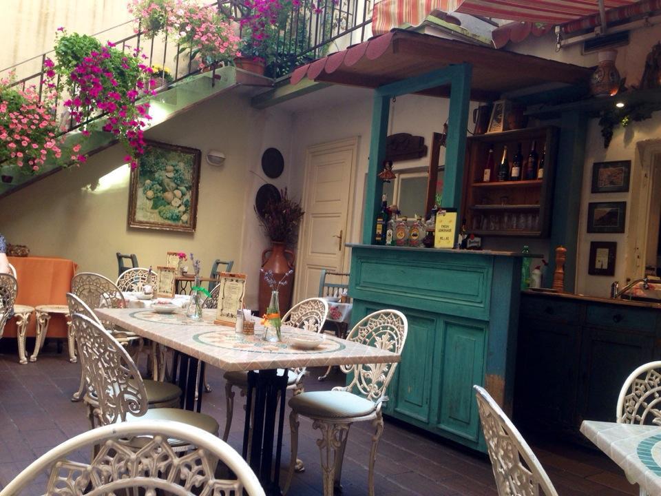 Restaurace U Laury