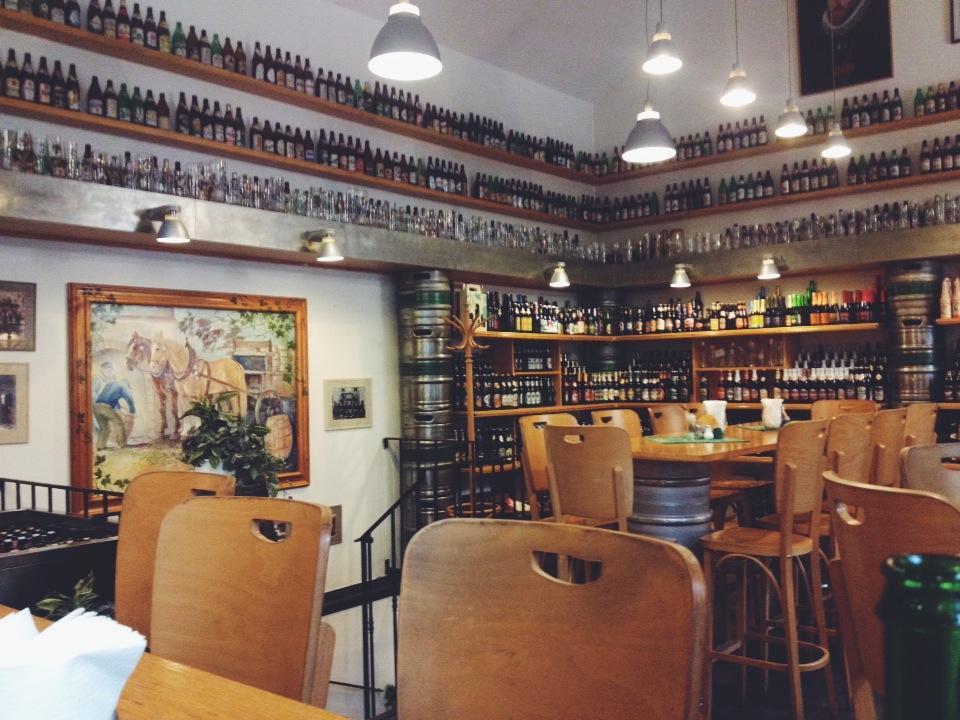 Restaurace Pivovarský klub