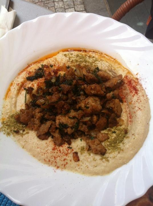 CHADAB'S Shelanu restaurant