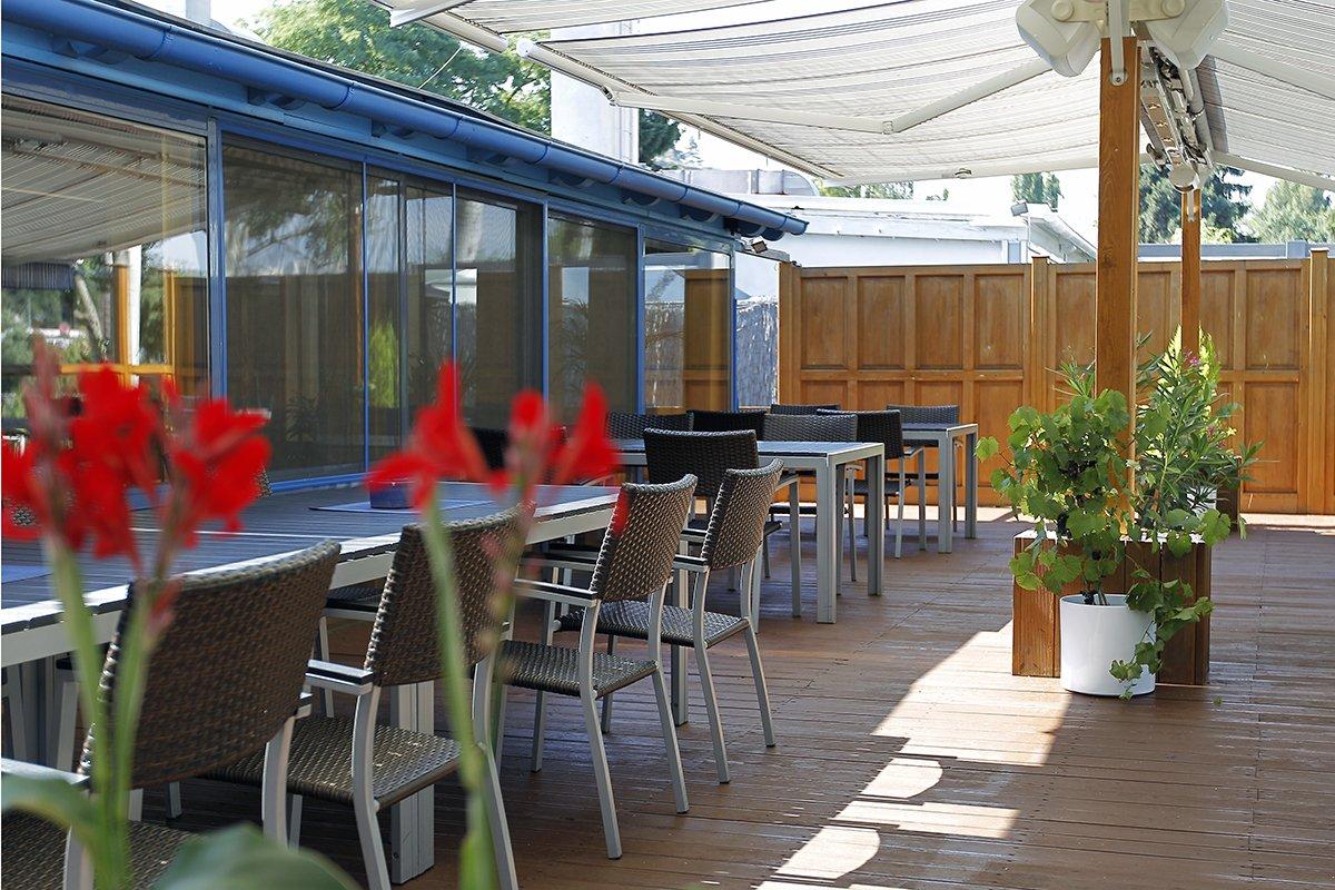Řecký restaurant Delphi