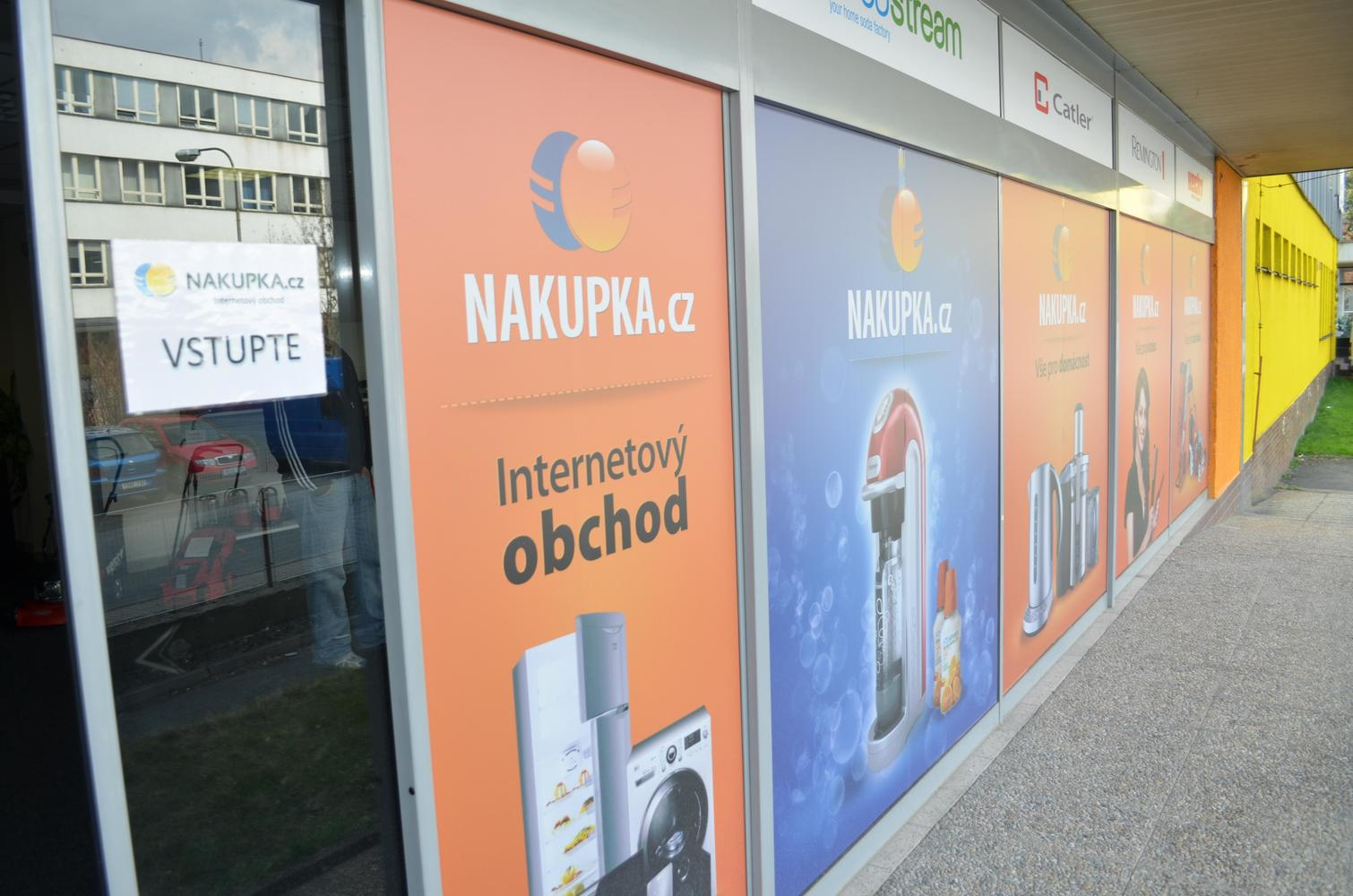 Vzorková prodejna Nakupka.cz