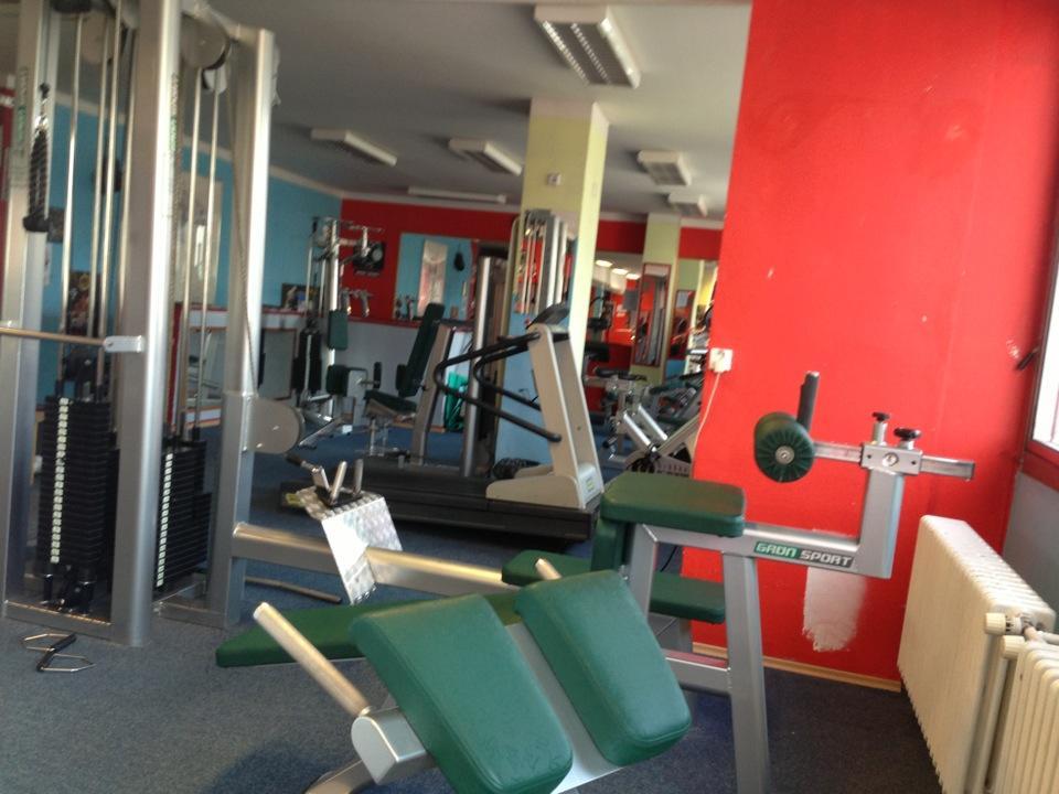 Fitness klub Kutil Gym