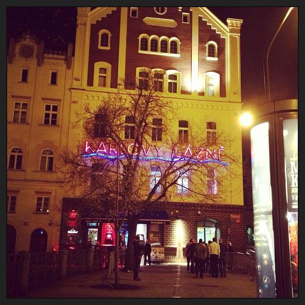 Hudební klub Karlovy lázně
