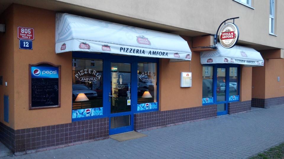 Pizzerie Amfora