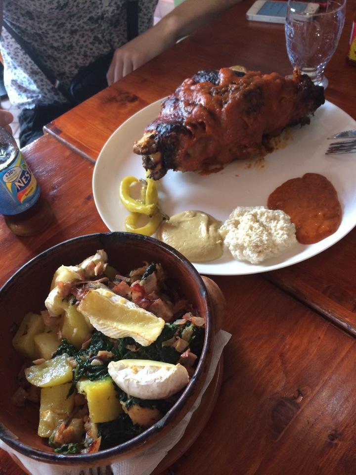 Restaurace U staré pece