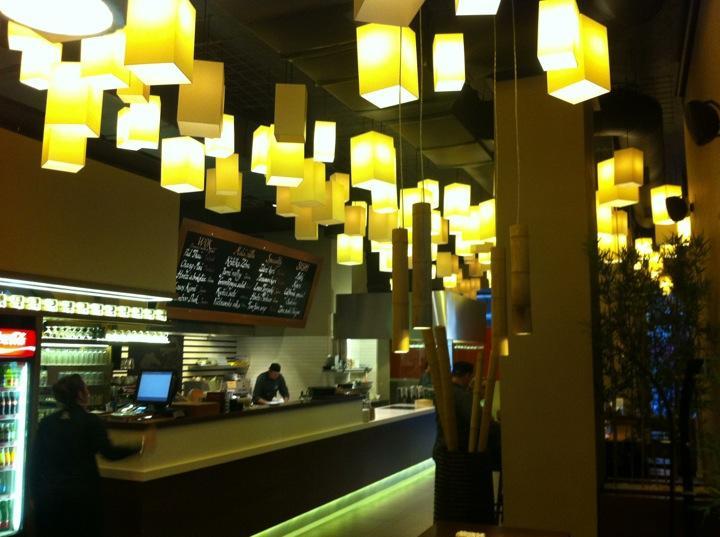 Restaurace Zebra Asian noodle bar