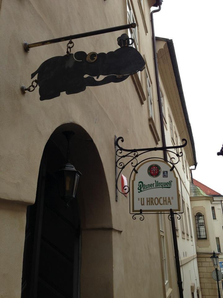 Pivnice U Hrocha