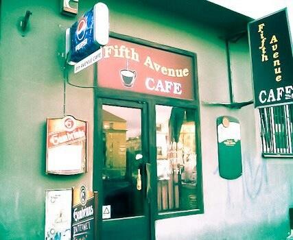 Kavárna Fifth Avenue