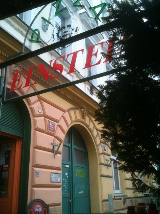 Síť restaurací Einstein
