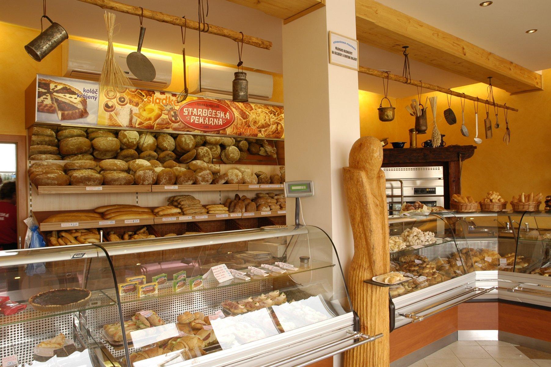 Staročeská pekárna