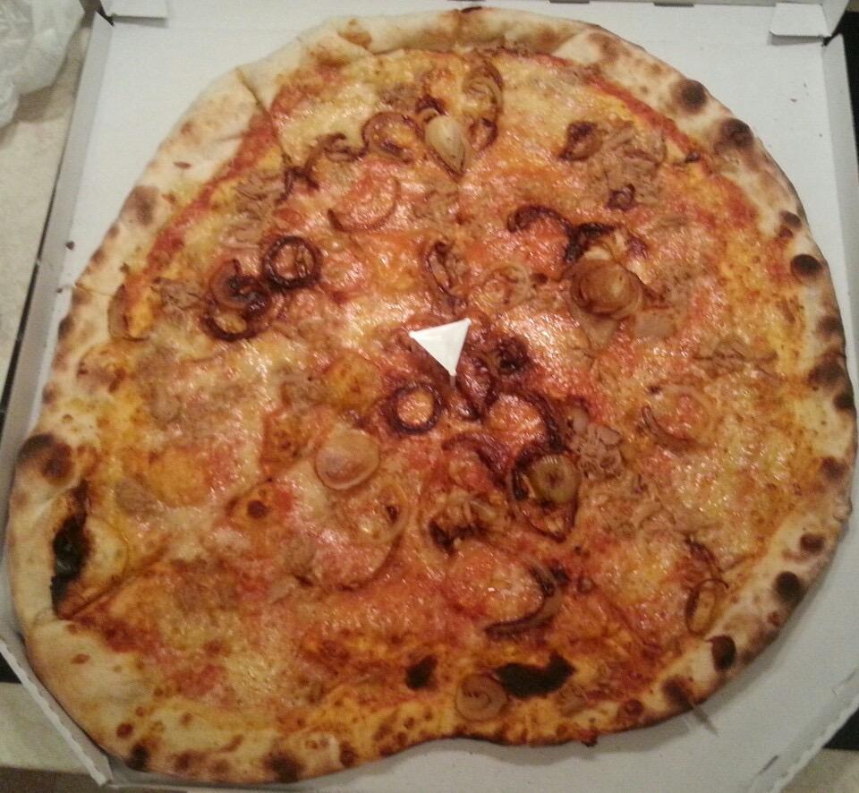 Restaurace rychlého občerstvení Pizza Grande