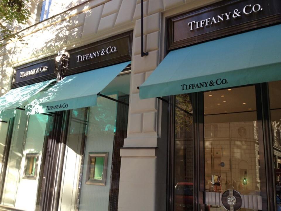 Obchod Tiffany & Co.
